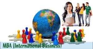 Master of Business Administration [MBA] (International Business)